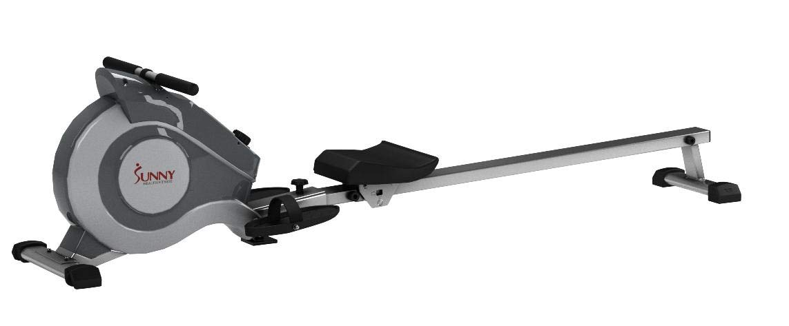 Sunny Health & Fitness Magnetic Rowing Machine with LCD Monitor by SF-RW5515 by Sunny Health & Fitness (Image #16)