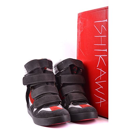Gris Zapatos Ishikawa PR432 Ishikawa Zapatos zdIqwz0