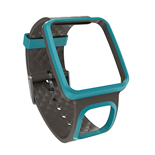 TomTom Comfort Strap (Slim) Turquoise, One Size by TomTom