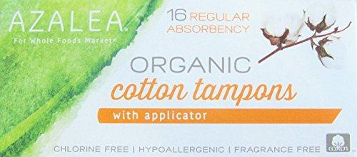azalea-regular-organic-cotton-tampon-with-applicator-16-count