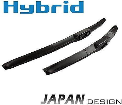 550,350 mm Hybrid Flex Scheibenwischer Wischerblätter Twin AERO Vorne Premium