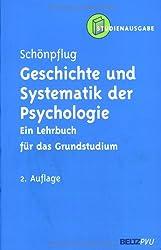 Geschichte und Systematik der Psychologie: Ein Lehrbuch für das Grundstudium