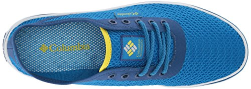 Columbia Men's Spinner Vent Moc Water Shoe Hyper Blue, Zour