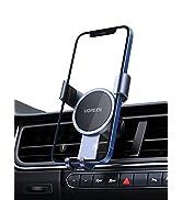 UGREEN Gravity Auto Telefoonhouder Autohouder met Stille Structuur voor Ventilatierooster Compati...
