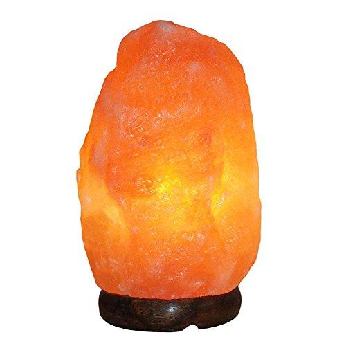 Large Himalayan Natural Air Purifier Salt Crystal Lamp Rock Tower Plug Light
