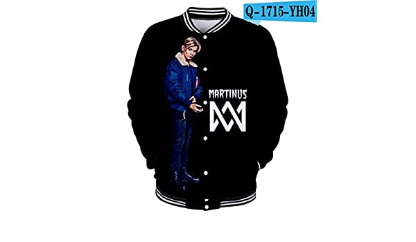 Amazon.com: WEEKEND SHOP 3D Hoodies Marcus & Martinus Clothes Hoodies Sweatshirts Hip Hop Bomber Jacket: Clothing