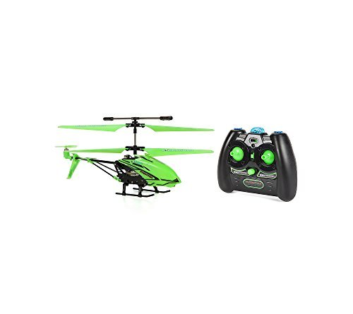 World Tech Toys Glow-in-the-Dark Phantom 3.5CH Electric IR RC Helicopter