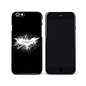 SuperHero Batman image Custom iPhone 6 Plus 5.5 Inch Individualized Hard Case