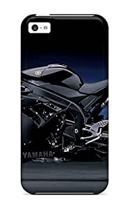 Benailey Fashion Protective Yamaha Motorcycle Case Cover For Iphone 5c