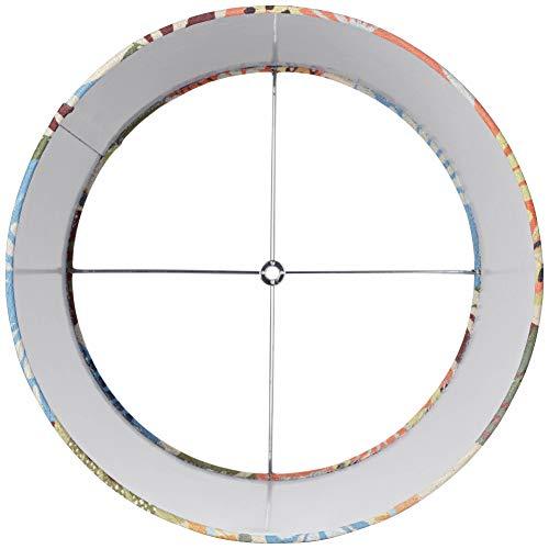 Tropic Drum Shade 14x16x11 (Spider) - Springcrest
