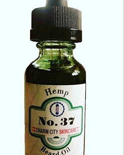 The Essential, Natural, Hemp Beard Oil