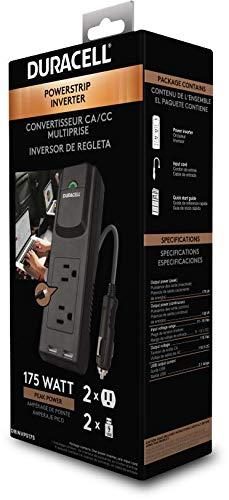 Duracell DRINVP150 Portable Power Inverter 150
