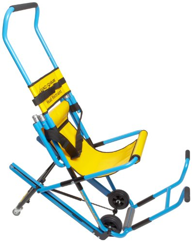 EVAC+CHAIR 600H Single person operation,w/extra handles,4...