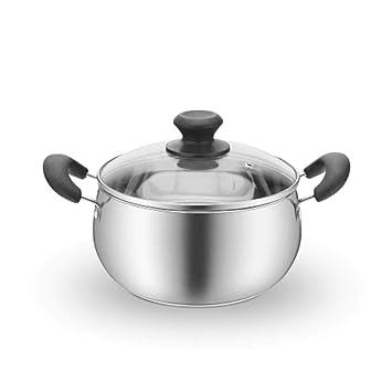 Pote De La Sopa Del Acero Inoxidable De Los 18-20Cm, Para La Leche
