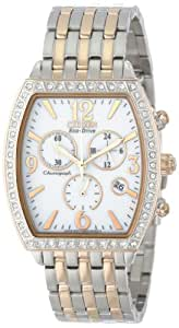 Citizen Women's FB1276-59A Eco-Drive Two-Tone Stainless Steel Swarovski Crystal-Accented Watch