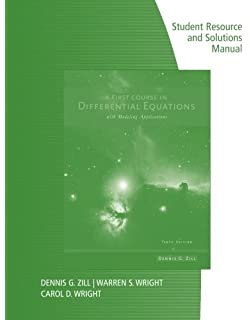 A first course in differential equations with modeling applications a first course in differential equations with modeling applications fandeluxe Gallery