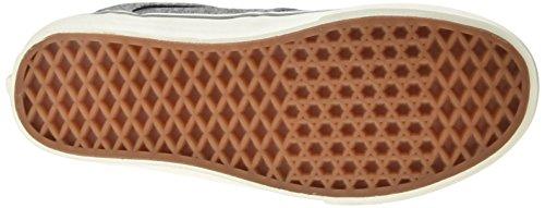 Checkers Palm Washed Ginnastica Grigio Basse Uomo Vans 38 Asher EU Black Black Natural Bianco Scarpe Leaf da 5 wqFx06a