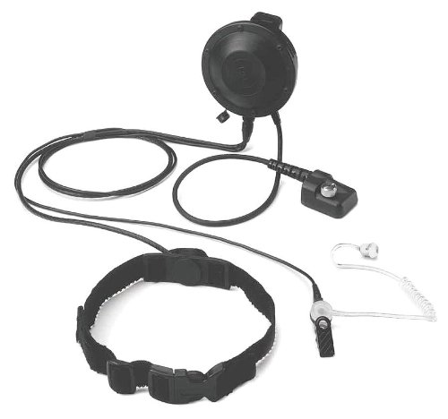 OTTO - V1-T12MG137 - Throat Microphone With Ptt