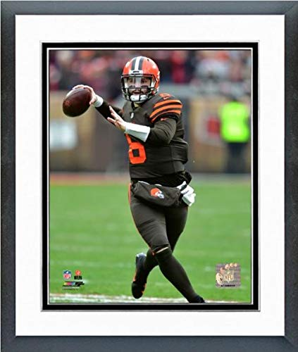Baker Mayfield Cleveland Browns 2018 Action Photo (Size: 12.5