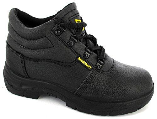 Unknown ,  Herren chukka_boots , Schwarz - schwarz - Größe: 45