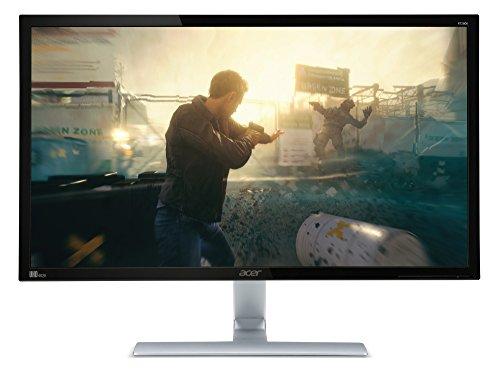 "Acer 28"" LED 4K UHD FreeSync Monitor Black RT280KBMJDPX"