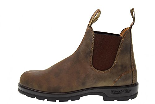 585 beatles BROWN Blundstone RUSTIQUE homme 7T1WqSH