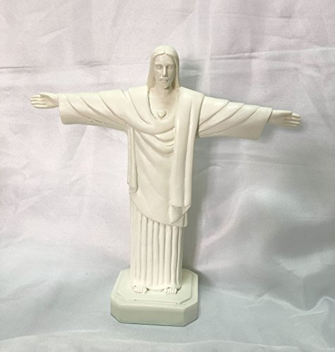 bricabreizh Statue of Christ The Redeemer 21.5cm ()