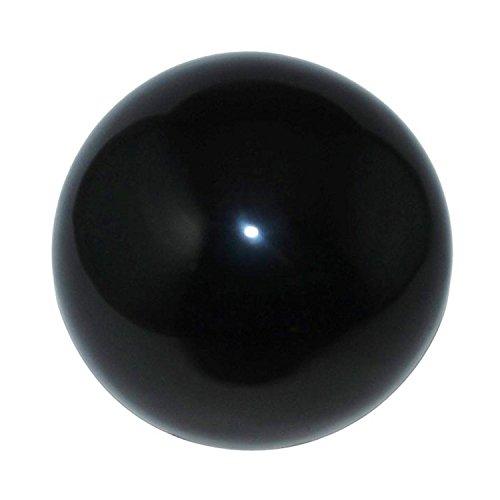 Satyamani Black Obsidian Gemstone Sphere Ball (301 gm-400gm) by Satyamani
