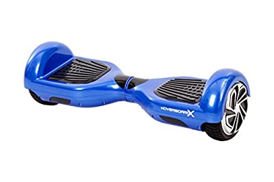 HoverboardX HBX-2 Hoverboard – UL2272 Certified – Bluetooth Speaker – Safe Battery and 350W Dual Motors