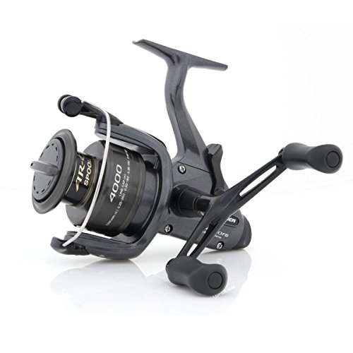 Shimano Baitrunner DL Deluxe 2500 FB Frontdrag Baitrunner Fishing Reel, BTRDL2500FB Review