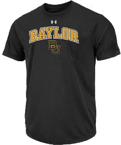 Baylor bears dri fit shirts price compare for Under armour dri fit long sleeve shirts