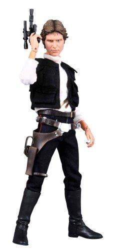RAH 1/6 Scale Star Wars Han Solo 12