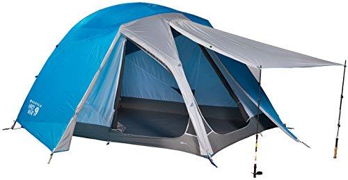 Mountain Hardwear Optic 6 Tent - Bay Blue (Person Tent Mountain 2 Hardwear)