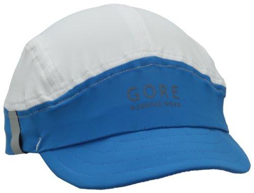 Gore Running Wear Magnitude Light Cap, Splash Blue/White, One Size
