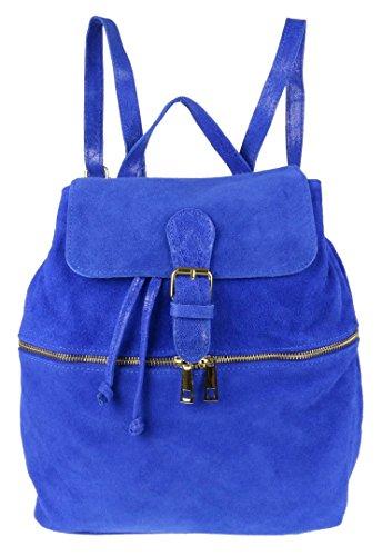 Mujer Handbags Mochila Bolso Azul De Real Girly v6ITqc