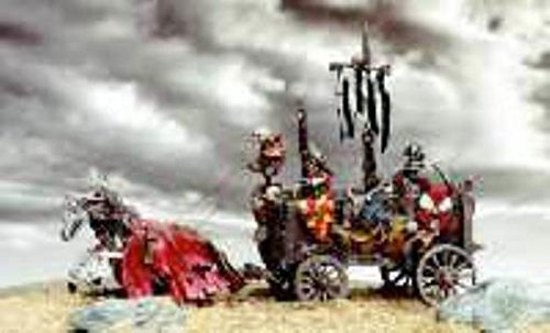 Fantasy Miniatures - Boxed Sets RAFM Skeleton War Wagon SW