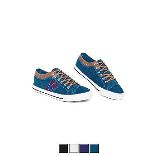 Eu Bianco Utah Nebulus 45 Sneaker qtzZWpWn8