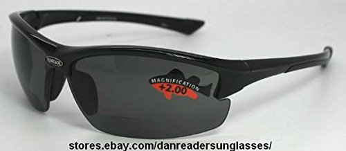 POLARIZED SUNGLASSES With HIDDEN READERS - Wrangler Sunglasses