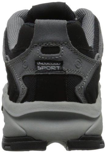 Skechers Vigor 2.0 - bajo de material sintético hombre gris - Grau (CCBK)