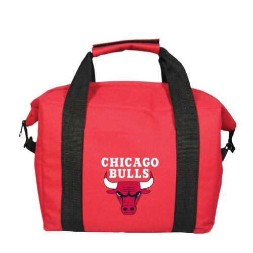 NBA Chicago Bulls Soft Sided 12-Pack Cooler Bag by Kolder