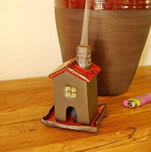 Little Monk Backflow Incense Burner Holder 50% OFF Flash