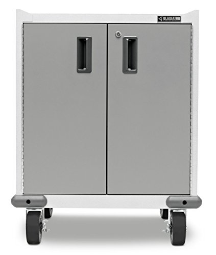 Gladiator GAGB272DZW Premier Modular GearBox, Hammered White