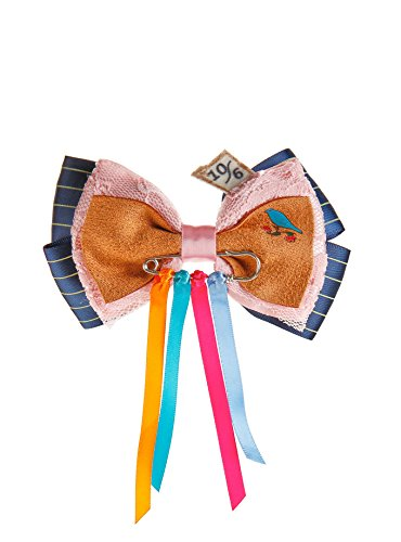Disney Alice In Wonderland Through The Looking Mad Hatter Cosplay Hair Bow (Alice In Wonderland Shop)