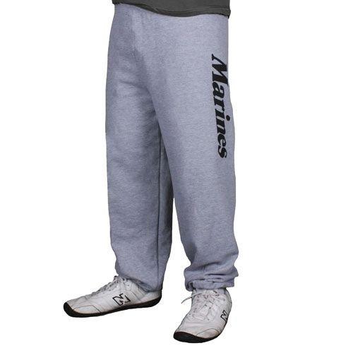 Sweatpants Fox (Fox Outdoor Products Marines Sweatpants, Heather Grey, XX-Large)
