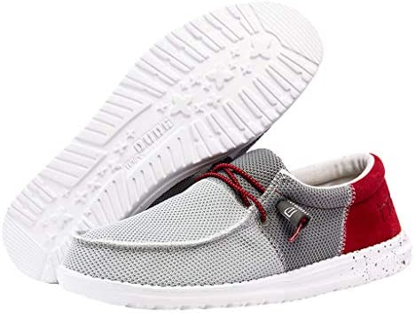 41T%2Bpq7ywUL. AC Hey Dude Men's Wally Sox Loafer    Product Description