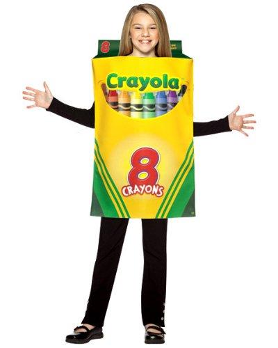 Rasta Imposta Crayola Crayon Box (Crayola Crayon Costume)