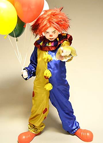 Disfraz de Payaso Asesino clásico Estilo Pennywise para niños con ...