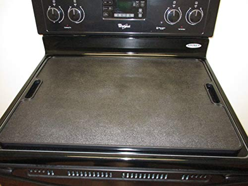 ge electric stove glass top - 4