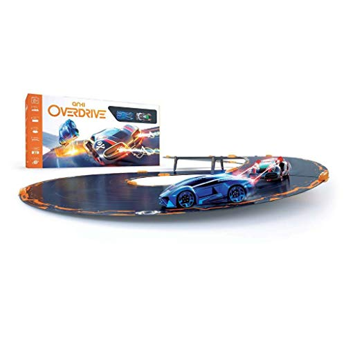 Anki Overdrive Starter Kit (Back To The Future Slot Car Track)