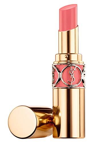 (YVES SAINT LAURENT Rouge Volupté Shine Lipstick 0.15 oz. # 13 Pink In Paris)